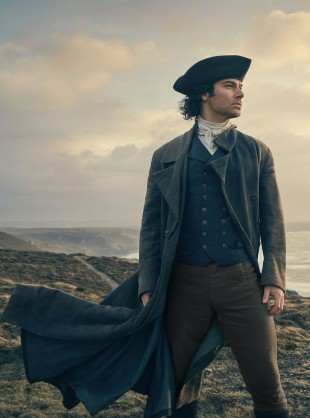 Poldark�s Aidan Turner: �Filming Ross And Demelza�s Love Scenes Was Really Awkward!�