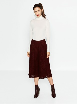 The Best Culottes To Wear This Autumn