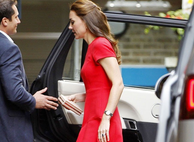The Duchess Dazzles For Special Event