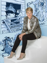 Watch Clare Balding Read An Exclusive Extract From Her New Book