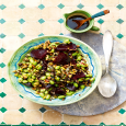 Roasted Beetroot and Quinoa Salad