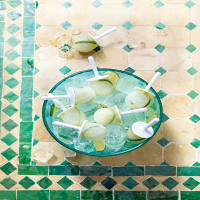 Gin and Tonic Ice Lollies