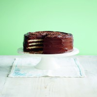 Luxury Chocolate Layer Cake