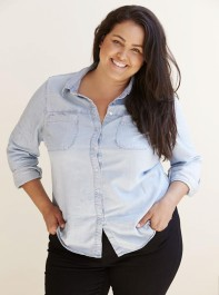 The Capsule Wardrobe For Curvy Girls