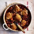 Chicken, Chorizo and Olive Bake