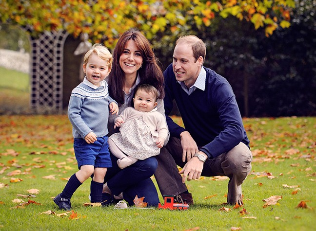 The Royal Tour Itinerary Revealed...