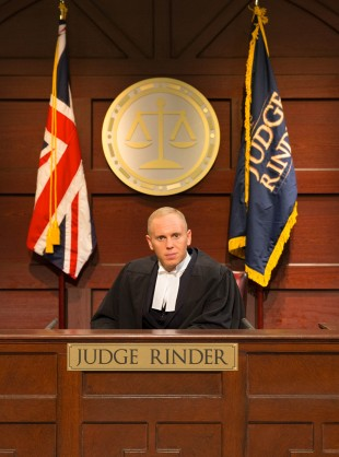 10 Things You Didn't Know About Judge Rinder