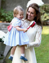 As Princess Charlotte Turns 2, We Celebrate Her Most Adorable Moments