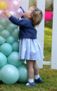 Prince George And Princess Charlotte Steal The Show At The Royal Garden Party