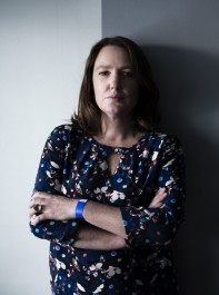 "The Girl On The Train Author Paula Hawkins: ""We Are All A Little Bit Of A Voyeur"""