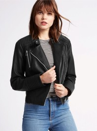 The Best Leather and Faux-Leather Jackets