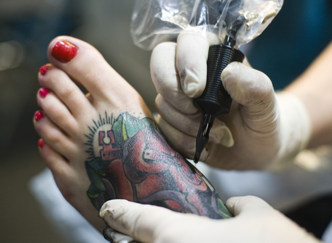 Why Grown-Up Women Are Getting Tattoos