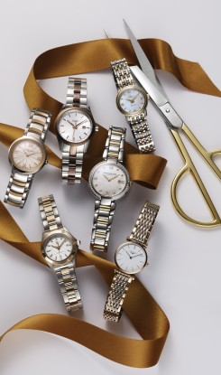Our Edit: Stylish Mixed Metal Watches