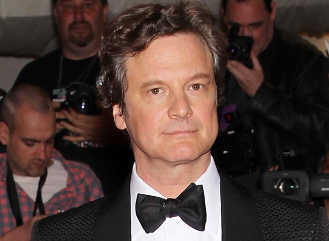 We Can't Wait To See Colin Firth In THIS