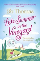 Jo Thomas: Late Summer In The Vineyard
