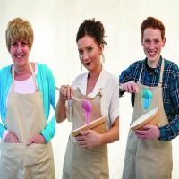 The Bake Off Finalists' Best Bits