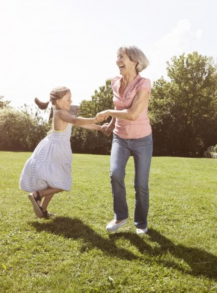 Why Grandparents Are Busier Than Ever
