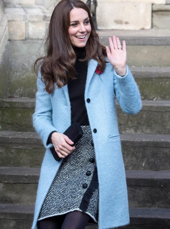 kate middleton coat