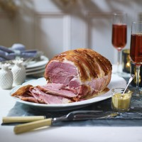 Ham With Crackling