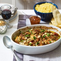 Baked Chicken Curry