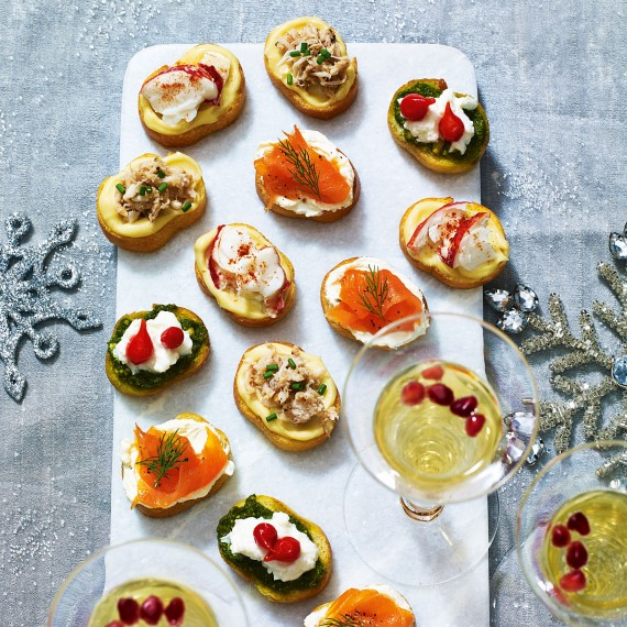 Party food ideas woman and home for Canape recipes jamie oliver