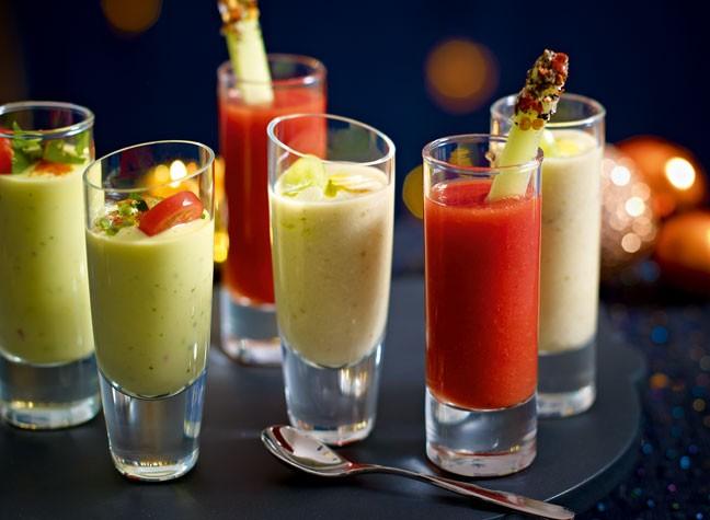 Stylish Party Food Recipes