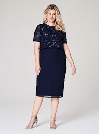 The Best Plus Size Party Dresses On The High Street