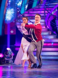 This Year's Strictly Come Dancing Finalists Tell All...