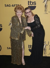Carrie Fisher And Debbie Reynolds' Celebrity Friends Turn Out For Emotional Memorial Service