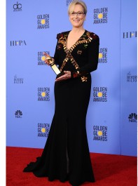 All The Gossip From The Golden Globes 2017