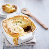 Haggis, Neeps and Tatties Pie