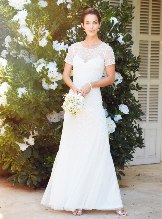 Wedding Dresses for Mature Brides - Woman And Home