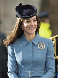 How Will The Duchess Of Cambridge Be Spending Valentine's Day?