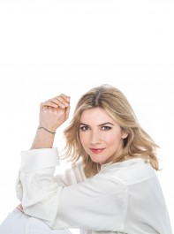 Lisa Faulkner On Finding Love, Her Blended Family And Seeing A Counsellor
