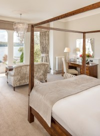 The Lake District: Laura Ashley's The Belsfield Hotel