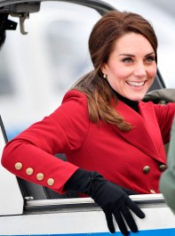 The Duchess Takes Flight This Valentines Day...With The RAF
