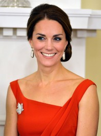 The Duchess Shows Her Perfect Manners
