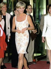 Diana Princess Of Wales: The Adorable Discovery Found On A Dress 30 Years After It Was Worn