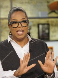 Oprah Winfrey Opens Up About Being A 'Childless Women'