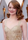 Emma Stone Made A Quiet Political Stance At The Oscars Last Night