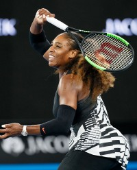 Serena Williams Gatecrashed A Late Night Tennis Session, Spreads The Love