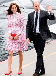 The Cambridge's Announce New, Political Royal Tour