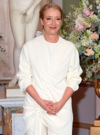 Emma Thompson Speaks Out On The Refugee Crisis, Inspired By Her Adopted Son