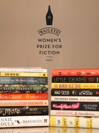 Baileys Women's Prize For Fiction 2017 Longlist Announced