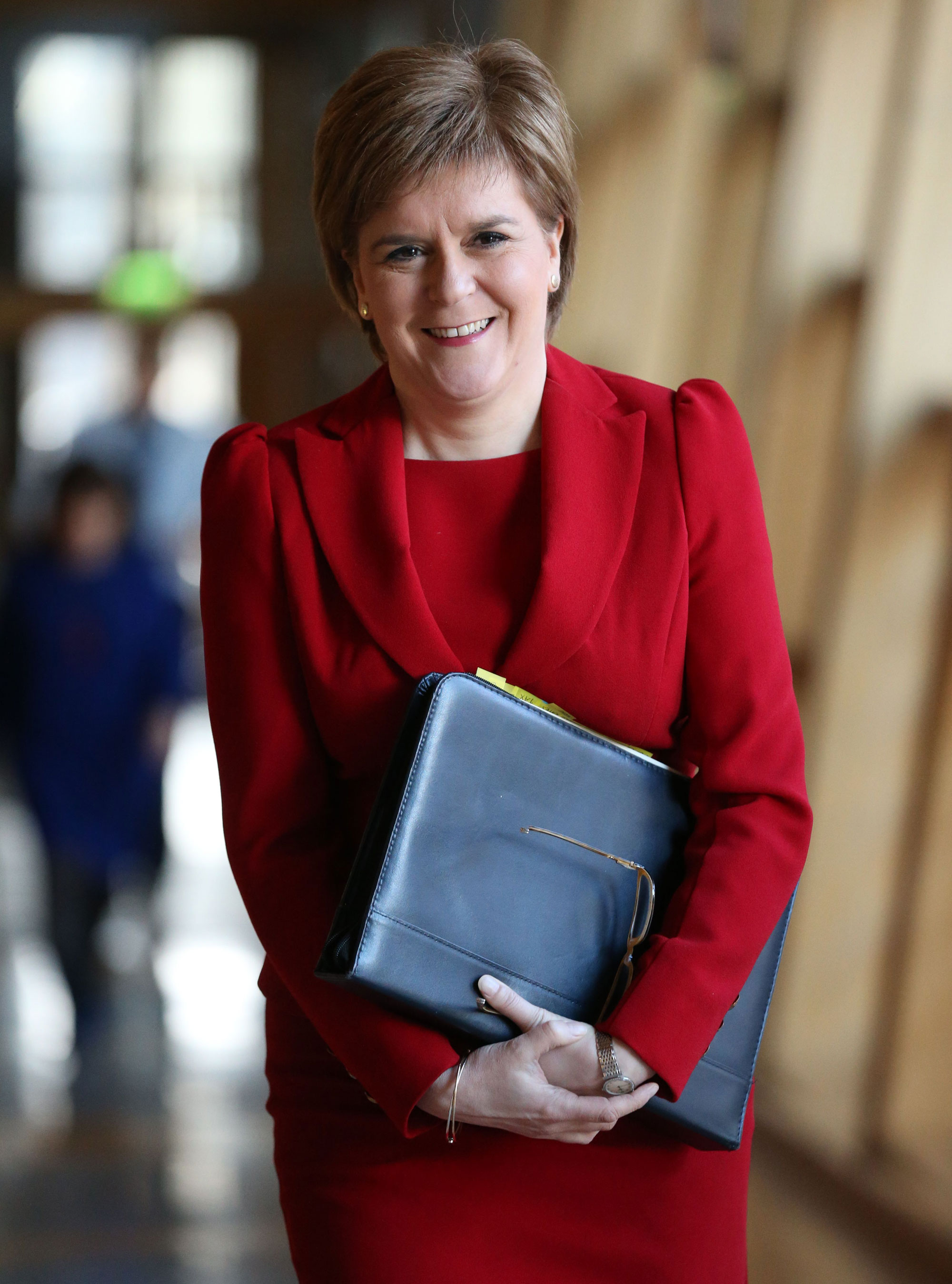 Nicola Sturgeon Confirms Second Referendum Request Woman And Home