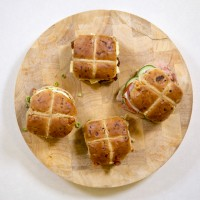 M&S Have Released Savoury Hot Cross Buns: Here's How To Top Them