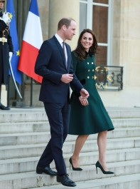 Prince William and Catherine's Weekend In Paris