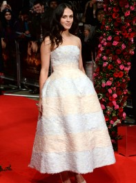 Downton Abbey's Jessica Brown-Findlay Reveals Struggle With Eating Disorder