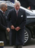Prince Charles Visits Victims And Medics From Westminster Attacks
