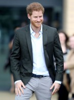 Is Prince Harry Moving Girlfriend Meghan In To Kensington Palace?